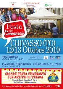 FESTA DEL COMMERCIO CHIVASSO